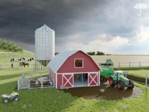 Clickable Coverage - Farm